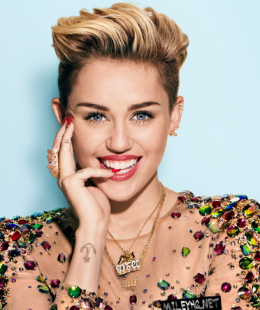 Our Miley :)